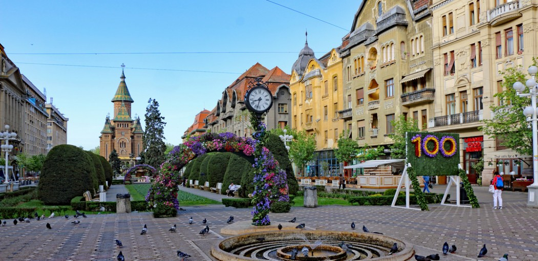 Top 10 places to visit in Timișoara